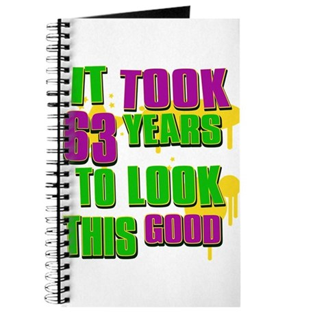 It took 63 years to look this Journal