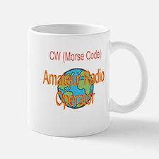 CW Amateur Radio Operator Mug