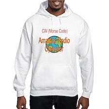 CW Amateur Radio Operator Hoodie