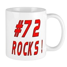 72 Rocks ! Mug