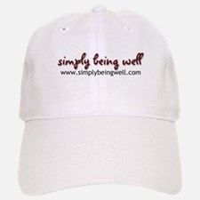 simplybeingwell.com Baseball Baseball Cap