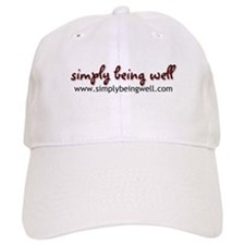 simplybeingwell.com Baseball Cap