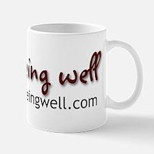 simplybeingwell.com Mug
