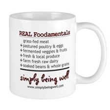 REAL Foodamentals Mug