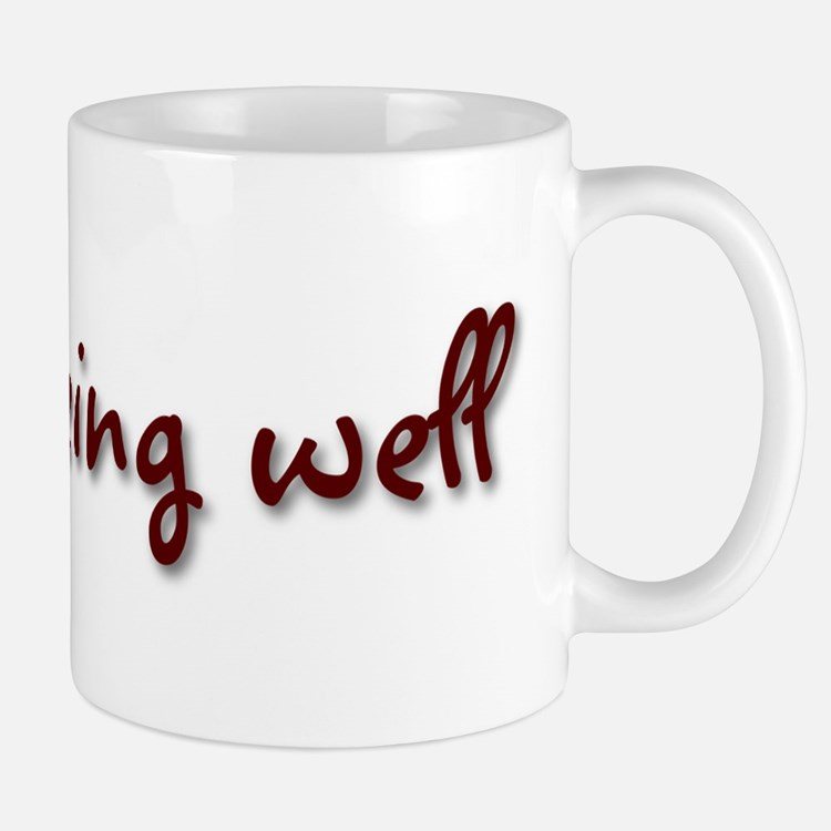 Simply Being Well Mug