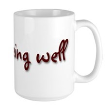 Simply Being Well Mug