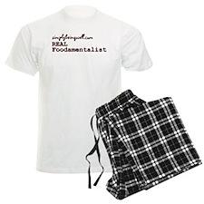 REAL Foodamentalist Pajamas