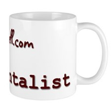 REAL Foodamentalist Mug