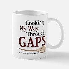 Cooking My Way Through GAPS Mug