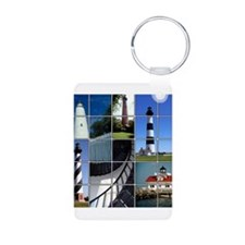 Outer Banks Lighthouses Keychains