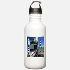 Outer Banks Lighthouses Water Bottle