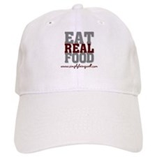 Eat REAL Food! Baseball Cap