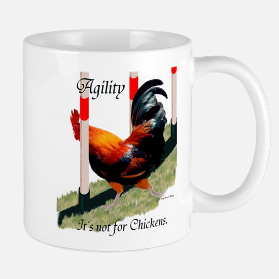 NOT for Chickens! Mug