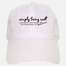 Simply Being Well: Cooking Fo Baseball Baseball Cap