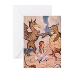 Winter 10 Greeting Cards (Pk of 10)