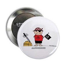 Pirate Boy 1 Button