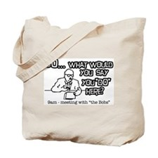 The Bobs' Tote Bag