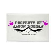 Jason General Hospital Rectangle Magnet