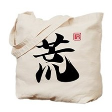 Kanji Wild Tote Bag