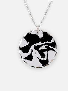 Kanji Samurai Necklace