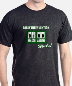 Early Intervention Works! (Son) T-Shirt