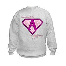 AWEtistic Princess Sweatshirt