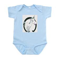 Unicorn Infant Creeper