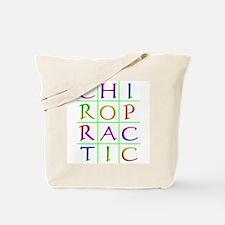 Chiropractic Tote Bag