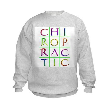 Chiropractic Kids Sweatshirt