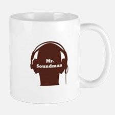 Mr. Soundman Mug