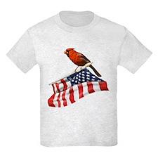 USA Cardinal T-Shirt