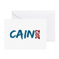 Cool Cain 2012 Greeting Card