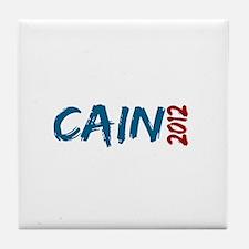 Cool Cain 2012 Tile Coaster