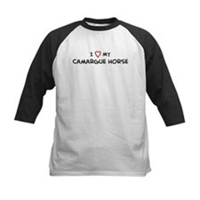I Love Camargue Horse Tee
