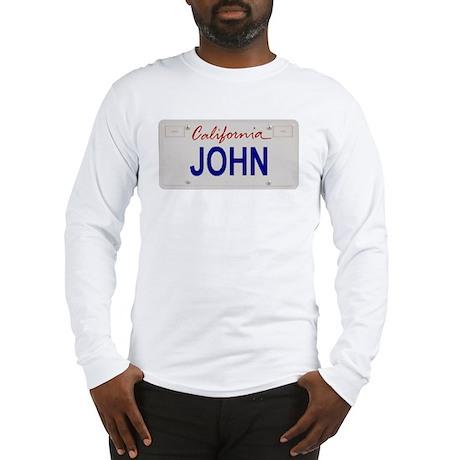 California John Long Sleeve T-Shirt