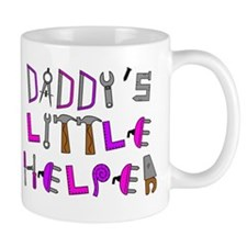 Daddys Little Helper Mugs