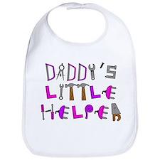 Unique Daddys little girl Bib