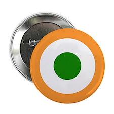 """India Roundel 2.25"""" Button"""