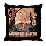 Winter 14 Throw Pillow