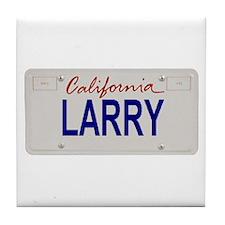 California Larry Tile Coaster
