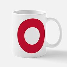 Denmark Roundel Mug