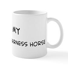 I Love Byelorussian Harness H Mug