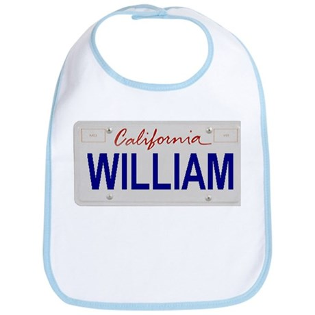 California William Bib