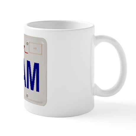 California William Mug