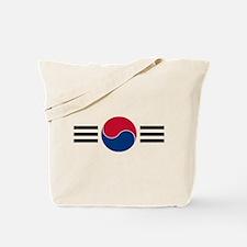 South Korea Roundel Tote Bag