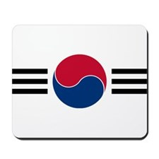 South Korea Roundel Mousepad