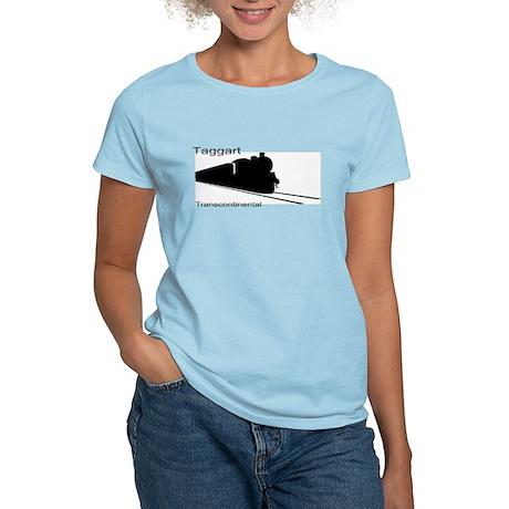 Taggart Transcontinental Women's Light T-Shirt