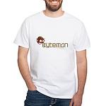 Byteman White T-Shirt