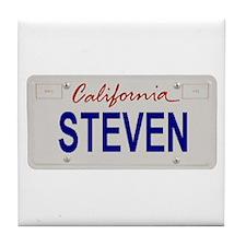 California Steven Tile Coaster