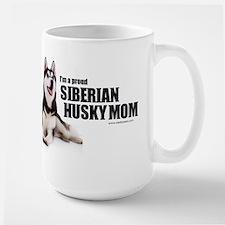 Siberian Husky Mom Mug